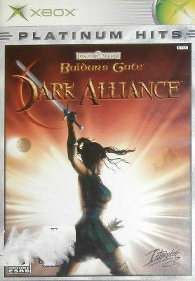 Baldur's Gate: Dark Alliance [Platinum Hits] Cover Art