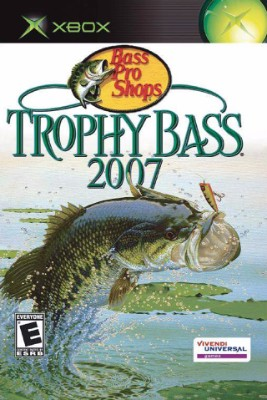 Bass Pro Shops: Trophy Bass 2007 Cover Art