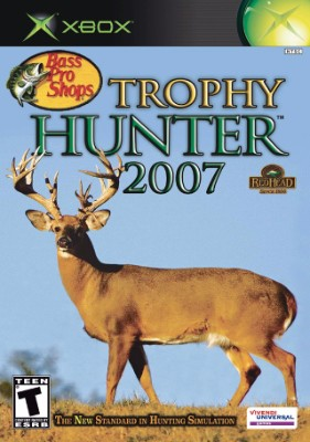 Bass Pro Shops: Trophy Hunter 2007 Cover Art