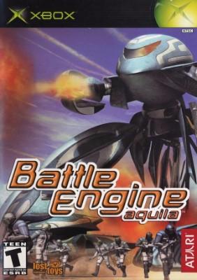 Battle Engine Aquila Cover Art