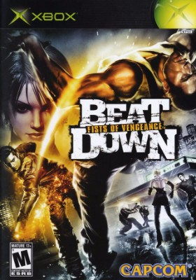 Beat Down: Fists of Vengeance Cover Art