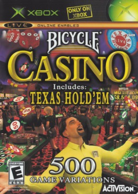 Bicycle Casino Cover Art