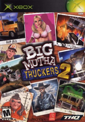Big Mutha Truckers 2 Cover Art