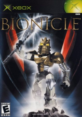 Bionicle Cover Art