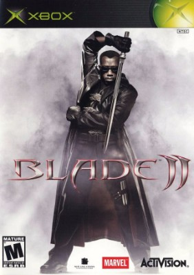 Blade II Cover Art