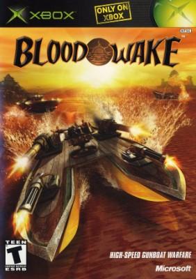 Blood Wake Cover Art