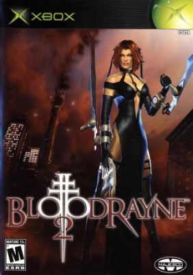 Bloodrayne 2 Cover Art