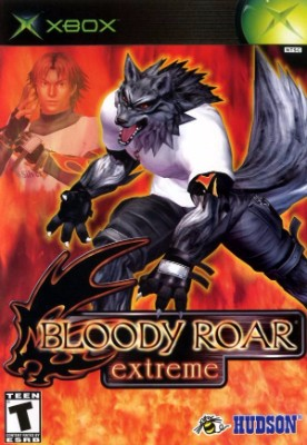Bloody Roar: Extreme Cover Art