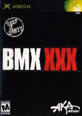 BMX XXX Cover Art