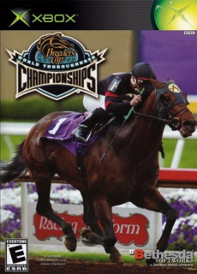 Breeders' Cup: World Thoroughbred Championships Cover Art