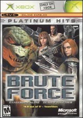 Brute Force [Platinum Hits] Cover Art