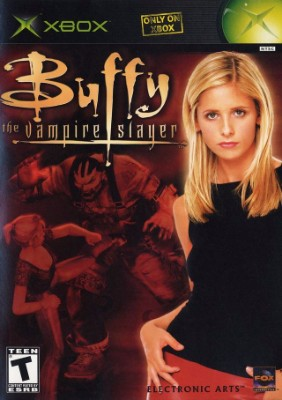 Buffy the Vampire Slayer Cover Art