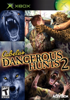 Cabela's Dangerous Hunts 2 Cover Art