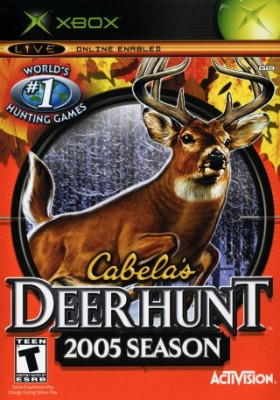 Cabela's Deer Hunt 2005 Season Cover Art
