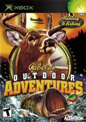 Cabela's Outdoor Adventures Cover Art