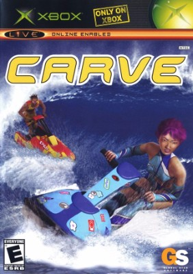 Carve Cover Art