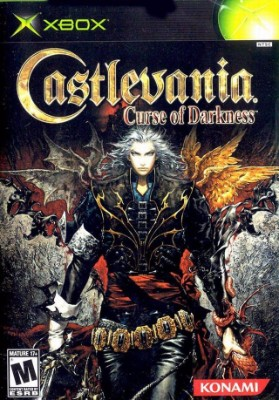 Castlevania: Curse of Darkness Cover Art