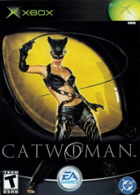 Catwoman Cover Art