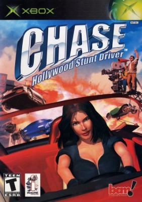 Chase: Hollywood Stunt Driver Cover Art