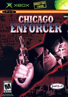 Chicago Enforcer Cover Art