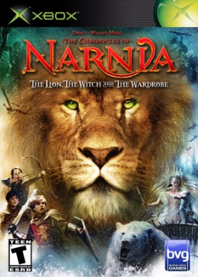 The Chronicles of Narnia: The Lion, the Witch, and the Wardrobe Cover Art