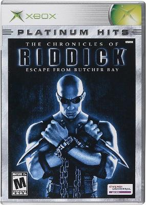 Chronicles of Riddick: Escape From Butcher Bay [Platinum Hits] Cover Art