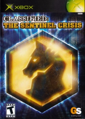 Classified: The Sentinel Crisis Cover Art