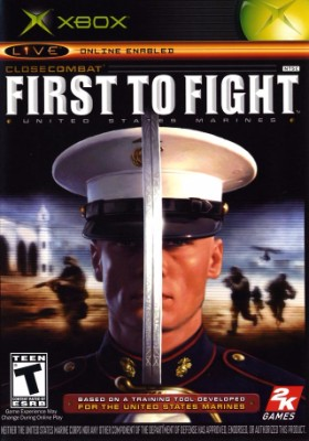 Close Combat: First to Fight Cover Art