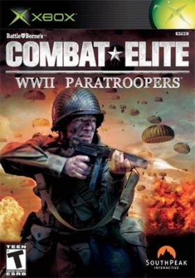Combat Elite: WWII Paratroopers Cover Art
