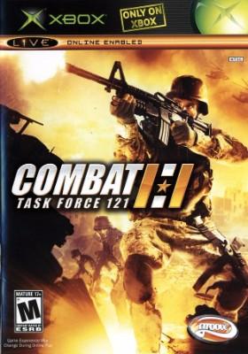 Combat: Task Force 121 Cover Art