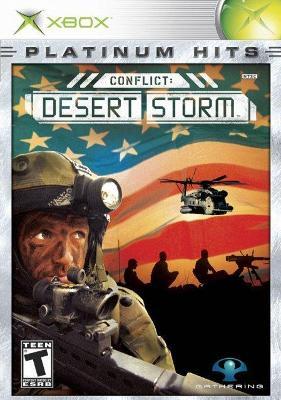 Conflict: Desert Storm [Platinum Hits] Cover Art