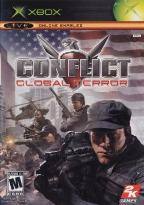 Conflict: Global Terror Cover Art