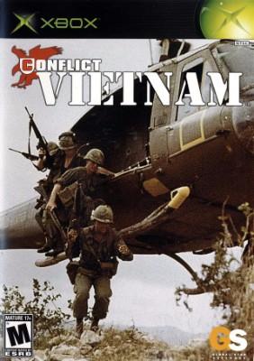Conflict: Vietnam Cover Art
