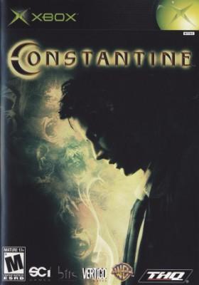 Constantine Cover Art
