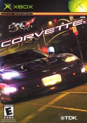Corvette Cover Art