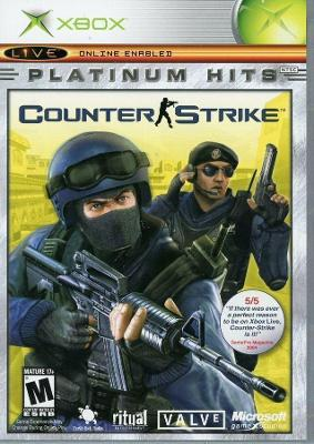 Counter-Strike [Platinum Hits] Cover Art
