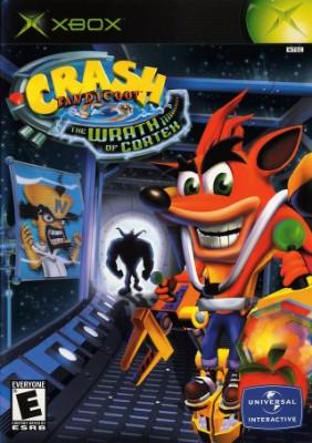 Crash Bandicoot: The Wrath of Cortex Cover Art