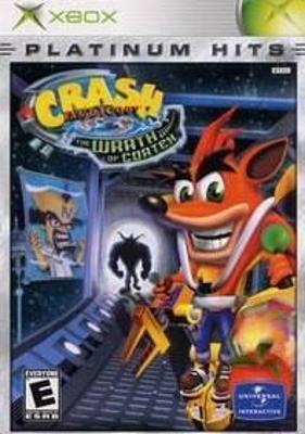 Crash Bandicoot: The Wrath of Cortex [Platinum Hits] Cover Art