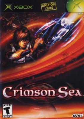 Crimson Sea Cover Art