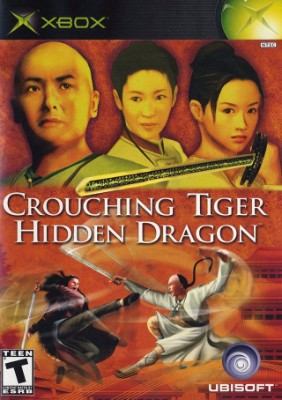 Crouching Tiger Hidden Dragon Cover Art