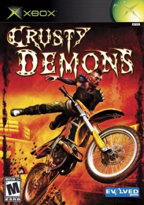 Crusty Demons Cover Art