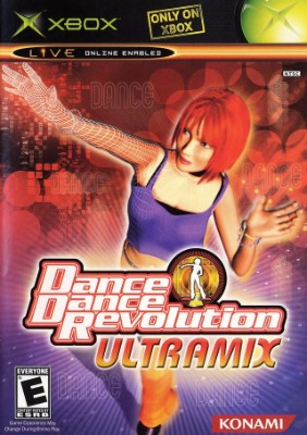 Dance Dance Revolution: Ultramix Cover Art