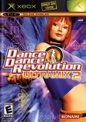 Dance Dance Revolution: Ultramix 2 Cover Art