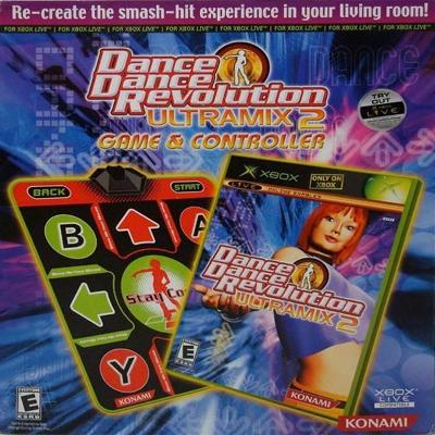 Dance Dance Revolution: Ultramix 2 [Bundle] Cover Art