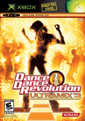 Dance Dance Revolution: Ultramix 3 Cover Art