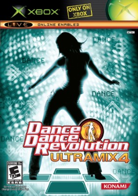 Dance Dance Revolution: Ultramix 4 Cover Art