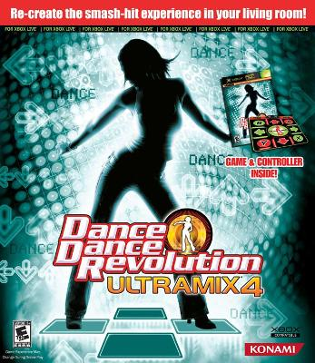 Dance Dance Revolution: Ultramix 4 [Bundle] Cover Art