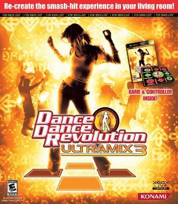 Dance Dance Revolution: Ultramix 3 [Bundle] Cover Art