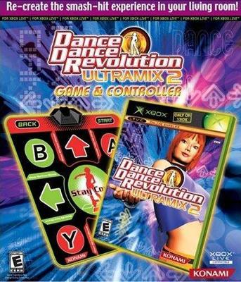 Dance Dance Revolution: Ultramix [Bundle] Cover Art