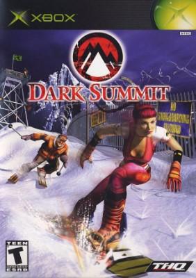 Dark Summit Cover Art